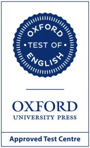 Logo OTE - Approved Test Centre